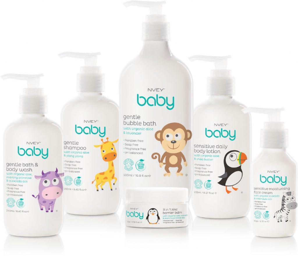 Baby skin care brands australia
