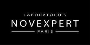 Logo NOVEXPERT Lab White - Black back